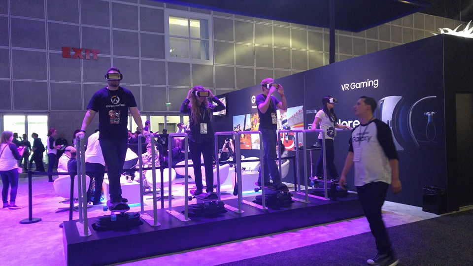 E3 2016! VR Galore!